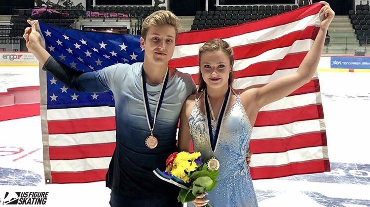 Team USA Captures Five Medals at Tallinn Trophy - U.S. Figure Skating Fan Zone