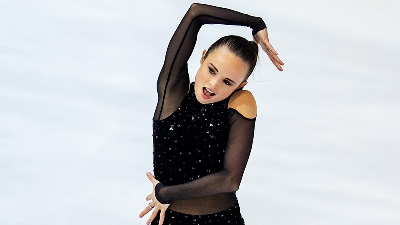 """Mariah Bell: """"I'm always going to go out and give 100 percent"""""""