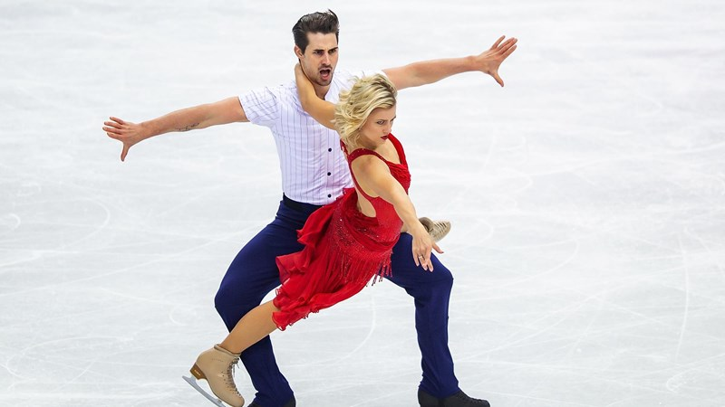 Madison Hubbell and Zachary Donohue – Continuing to Build