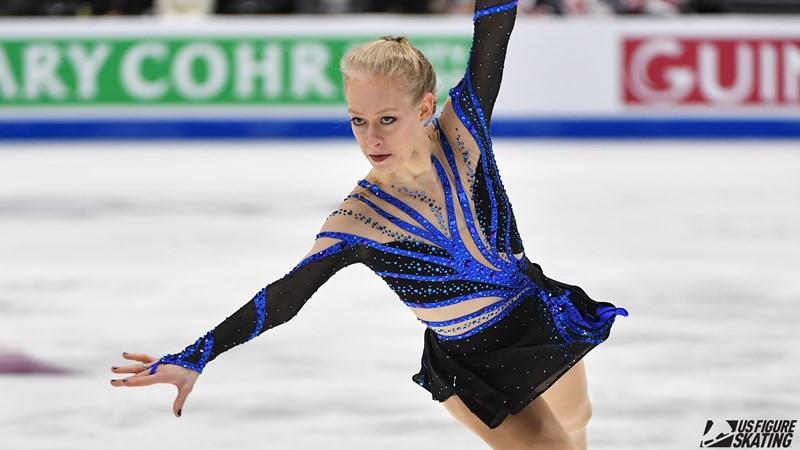 Day 1 at the Desk: Five Things from Four Continents - U.S. Figure Skating Fan Zone