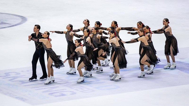 Lower Bowl Tickets Sold Out for ISU World Synchronized Skating Championships 2020, Remaining Tickets on Sale Oct. 17