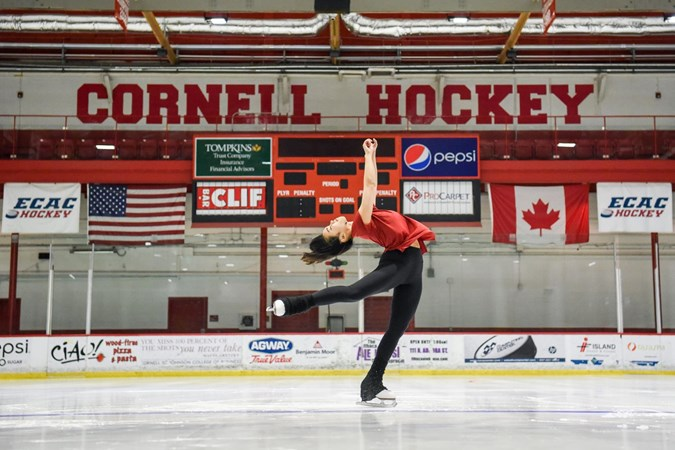 Vincent Zhou and Karen Chen Glide Into Ivy Leagues After Gap Year